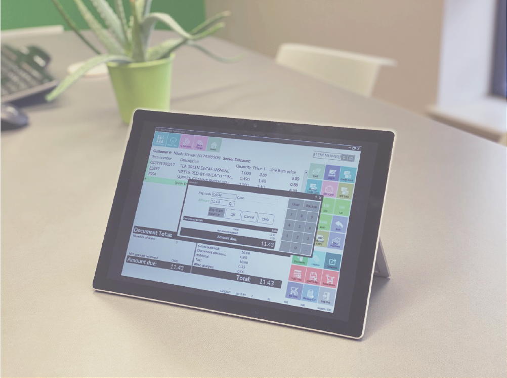 All in One  Touchscreen Terminals