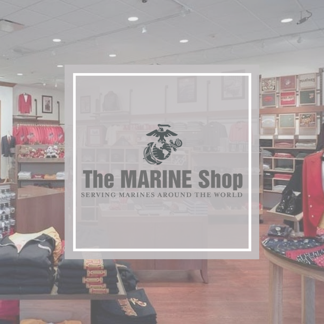 The Marine Shop - CPShop Ecommerce Website